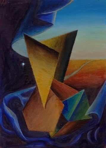 Кувшин, 2001, к., м., 15х10